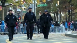 NY Beefs Up Security Ahead of Tuesday's Election