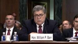 Sen. Durbin Questions Barr's Handing of Mueller Report