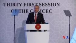 2015-11-25 美國之音視頻新聞: 埃爾多安說土耳其避免與俄羅斯事態升級