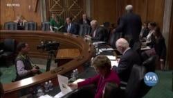 Комітет Cенату США схвалив кандидатуру Кіта Дейтона на посаду нового посла США в Україні. Відео