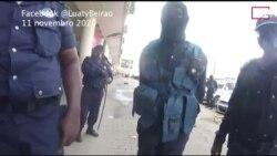Angola: activista Luaty Beirão é revistado pela polícia, que lhe tirou câmara GoPro