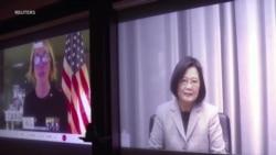 蔡英文与美常驻联合国代表通话