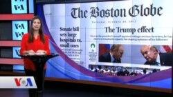 26 Ekim Amerikan Basınından Özetler