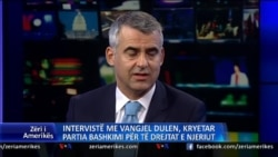 Interviste me deputetin Vangjel Dule