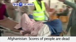 VOA60 World - Over 200 Dead as Earthquake Rocks Afghanistan, Pakistan