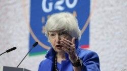 G20 respalda acuerdo fiscal y se compromete a vigilar la inflación.