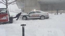 'Snowzilla' Invades Washington
