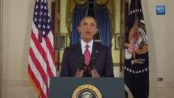 Obama ya Lashi Takobin Yin Taron Dangi Domin Yin Rugurugu da Masu Ikirarin Daular Islama, Satumba 10, 2014
