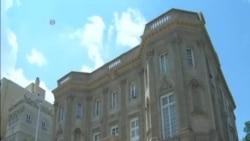 美國古巴全面重建外交關係