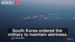 North Korea Responds to U.S. Naval Presence