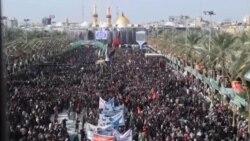 برگزاری بدون خشونت مراسم اربعین در عراق