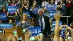 民主党桑德斯再拿一州 誓言拼争到最后