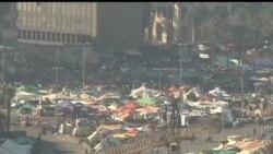 2012-06-24 美國之音視頻新聞: 埃及將宣布大選獲勝者 兩派支持者在開羅集會