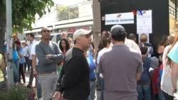 Venezuela: Maduro destaca jornada electoral pacífica