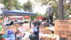 Ayuda humanitaria para cubanos varados