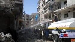 در ده روز گذشته بیش از ١٠٠ فرد ملکی در سوریه کشته شده است
