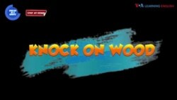 English in a Minute: Knock on Wood