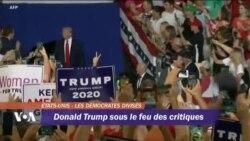 Donald Trump multiplie ses attaques contre une élue démocrate