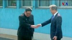Cənubi koreyalılar nüvəsizləşdirilmə sammitindən sonra nikbindir