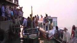 孟加拉渡輪與貨輪相撞至少69人喪生