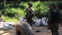 2013-06-29 美國之音視頻新聞: 泰國路邊炸彈造成8名軍人死亡