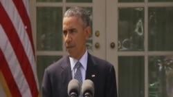 Obama Press Conference on Iran