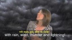 Thành ngữ tiếng Anh thông dụng: Calm Before the Storm (VOA)