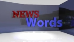 News Words: Runoff
