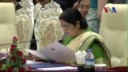 Ấn Độ kêu gọi tự do hàng hải ở Biển Đông