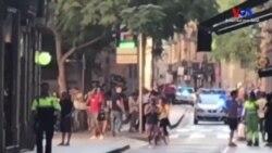 Barcelona'da Minibüs Terörü: 12 Ölü