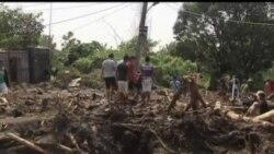2013-10-13 美國之音視頻新聞: 菲律賓遭受颱風襲擊 13人死亡