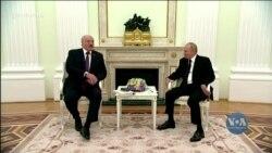 Олександр Лукашенко прибув з робочим візитом до Москви. Відео