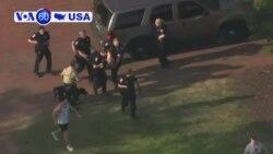 Manchetes Americanas 1 Maio: Tiroteio em universidade de Charlotte mata duas pessoas