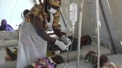 BIDIYO: Cutar Amai da Gudawa ko Kwalara Ta Barke a Maiduguri