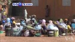 VOA60 Afirka: A Burkina Faso Akalla Mutane 50 Aka Kashe Sannan Wasu Dubbai Suka Rasa Muhallansu A Wani Rikicin Kabilanci Da Ya Faru