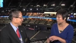 VOA连线:民主党代表大会现场-专访薛信夫