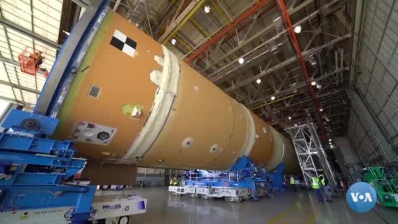 Xitoyning Mars missiyasi fazoviy poyganing yangi bosqichini boshlab berdi