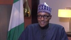 Jawabin Shugaba Buhari Akan Man Fetur Da 'Yan Matan Chibok
