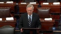 Політичні баталії у Конгресі між республіканцями та деморатами після президентських виборів. Відео