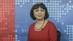 Navbahor Imamova, VOA Uzbek