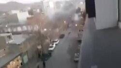 تیراندازی به سوی مردم در شهر تویسرکان همدان