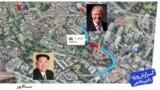 رهبران آمریکا و کره شمالی در یک کیلومتری هم شب را به صبح رساندند