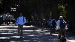 Warung VOA: Sekolah di California (1)