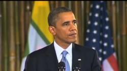 2012-11-19 美國之音視頻新聞: 奧巴馬訪問緬甸凸顯美國移向亞洲