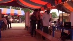 Enrôlement biométrique des réfugiés au Burkina (vidéo)
