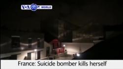 VOA60 World - Paris Raid Targeted Suspected Ringleader of Terror Attacks