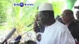 VOA60 Afirka: Shugaban Jam'iyar Adawa Somaila Cisse, Ya Ki Amincewa Da Sakamakon Zaben Kasa
