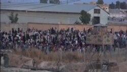庫爾德武裝包圍敘利亞境內伊斯蘭國據點