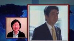 VOA连线:日本股市重挫日经指数暴跌7.3%