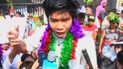 Burma Prisoner Release